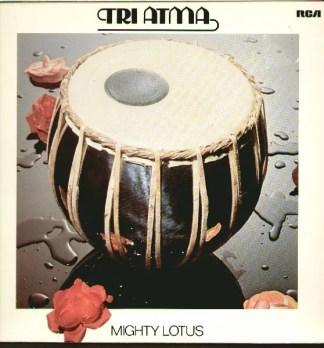 Tri Atma - Mighty Lotus (LP, Album)