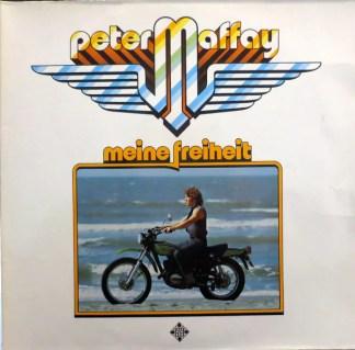 Peter Maffay - Meine Freiheit (LP, Album)