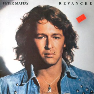 Peter Maffay - Revanche (LP, Album)