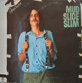 James Taylor (2) - Mud Slide Slim And The Blue Horizon (LP, Album, Gre)