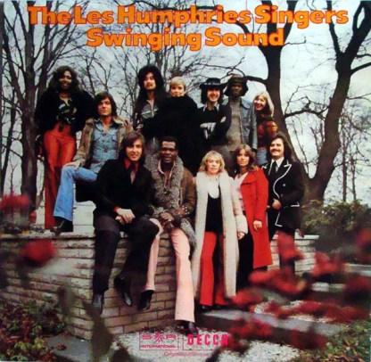 The Les Humphries Singers* - Swinging Sound (LP, Comp, Club)