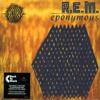 R.E.M. - Eponymous (LP, Comp, RE, 180)