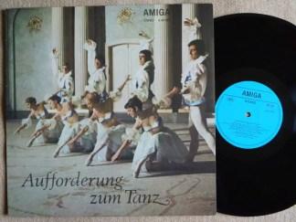 Großes Rundfunk-Orchester Berlin* - Aufforderung Zum Tanz (LP, blu)