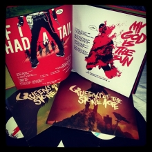Queens of the Stone Age - ...like Clockwork Limited Deluxe Edition