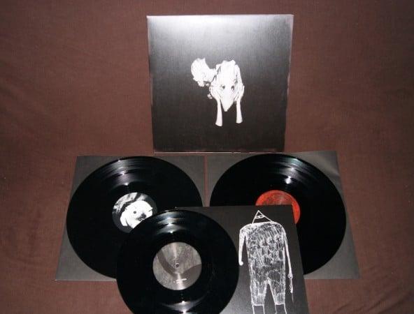 Sigur Ros - Kveikur Limited Edition Vinyl