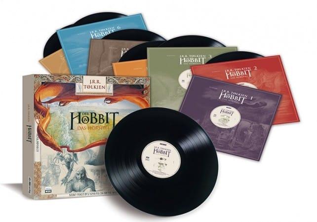 Der Hobbit Hörspiel 7LP Vinyl Edition