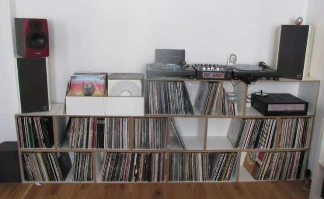 Schallplatten Regal von Stocubo