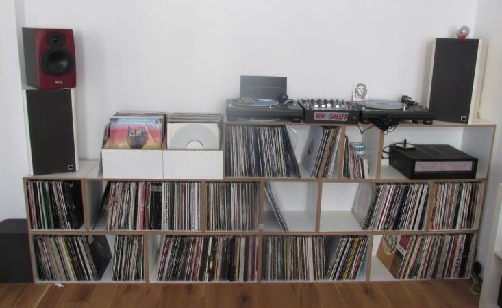 Schallplatten Regal von Stocubo |