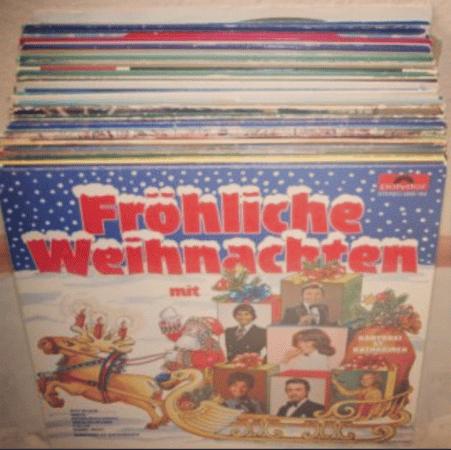 Die besten Weihnachtsalbum auf Vinyl