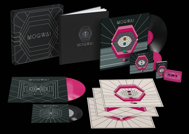 Mogwai - Rave Tapes Vinyl Boxset