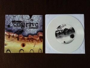 Engrave - Self-titled 7'' Vinyl Single