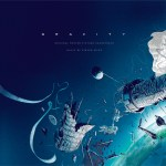 Gravity Soundtrack auf Vinyl
