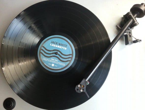 Jack White - Lazaretto Ultra LP