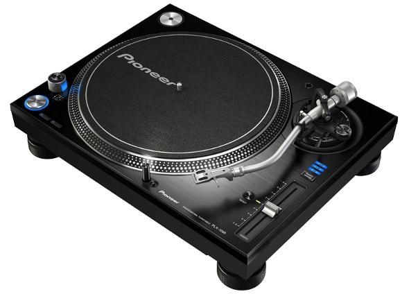 PLX-1000 - neuer Plattenspieler von Pioneer