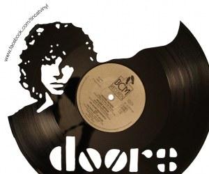 Tincat - Vinyl Art The Doors