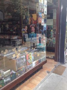 Lale Plak - Plattenladen in Istanbul