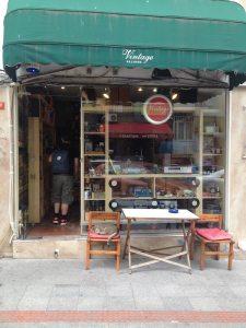 Vintage Records - Plattenladen in Istanbul
