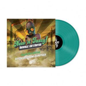 Oddworld: New 'N' Tasty Soundtrack auf Vinyl