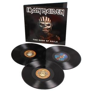 Iron Maiden - The Book of Souls Vinyl