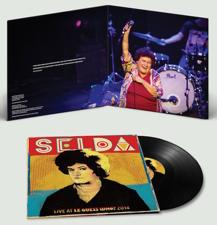 Le Guess Who 2014 Selda Bagcan Vinyl