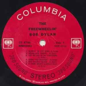Bob Dylan - Freewheelin: The worlds rarest record
