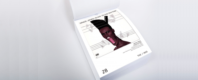 Kalender The Art Of Vinyl Covers