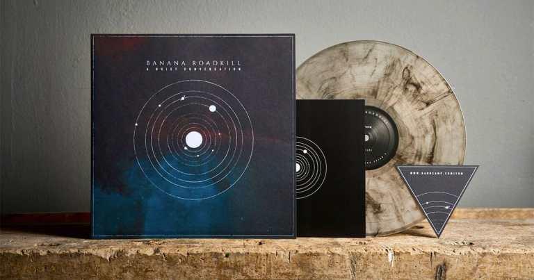 Vinyl Beauties: Banana Roadkill - A Quiet Conversation