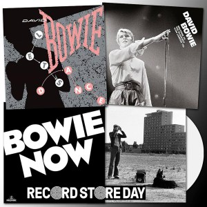 David Bowie RSD Releases 2018