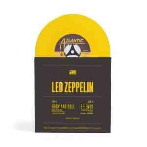 Led Zeppelin Seven Inch zum RSD 2018