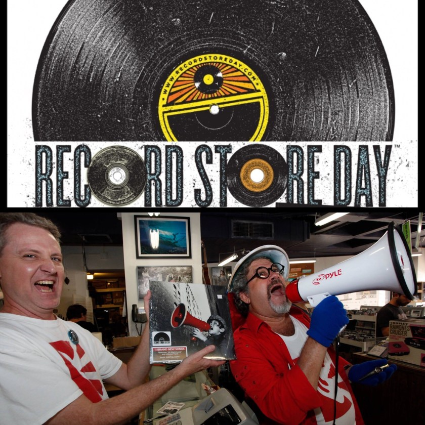 Record Store Day at Hungry Ear Records in Honolulu, Hi
