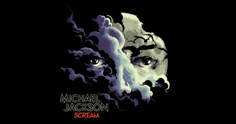 Halloween Michael Jackson Scream image for Vinyl is cool