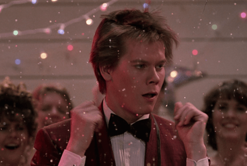 Footloose Chick Flick records