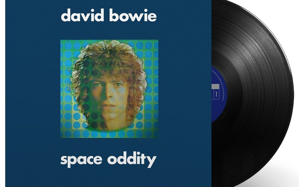 David Bowie Standard record