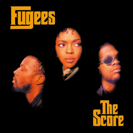 FUGEES - THE SCORE LP