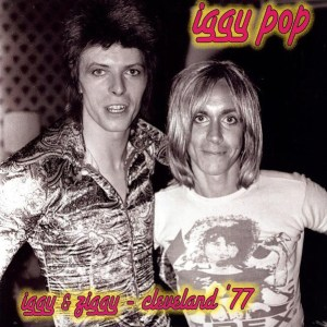 IGGY POP - IGGY & ZIGGY CLEVELAND'77 LP (COLORED LIMITED EDITION)