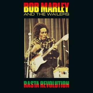 BOB MARLEY & THE WAİLERS - RASTA REVOLUTION - LP, Compilation, Reissue, 180g