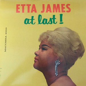 ETTA JAMES - AT LAST - LP, Album