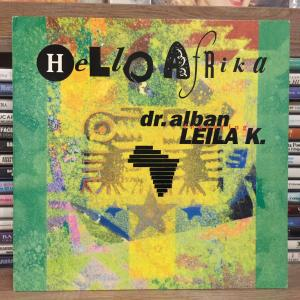 DR.ALBAN FEATURING LEILA K. MAXI SINGLE 1990 (#551138617)