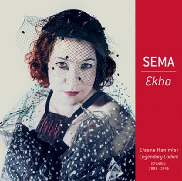 SEMA - EKHO - 2 × Vinyl, LP, 45 RPM, Album, Tra, Red