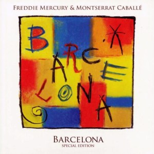 FREDDİE MERCURY-MONTSERRAT -BARCELONA Vinyl, LP, Album, Reissue, Special Edition, 180 Gram