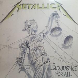 METALLICA - AND JUSTICE FOR ALL - 2 × Vinyl, LP, Album, Reissue