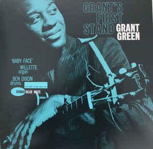GRANT GREEN - GRANT S FIRS STAND- Vinyl, LP, Album, Reissue, Stereo, 180g