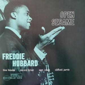 FREDDIE HUBBARD - OPEN SESAME - Vinyl, LP, Album, Reissue, Stereo, 180g