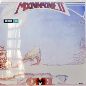 CAMEL MOONMADNESS - Vinyl, LP, Album, Reissue