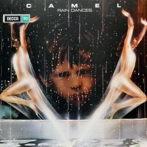 CAMEL -RAIN DANCES Vinyl, LP, Album, Reissue