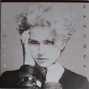 MADONNA - MADONNA - Vinyl, LP, Album, Reissue