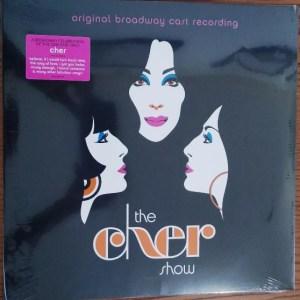 THE CHER SHOW - ORIGINAL BROADWAY CASH RECORDING - Vinyl, LP, Compilation,