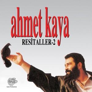 AHMET KAYA- RESITALLER 2 - Vinyl, LP, Album, Concert Live
