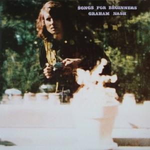 GRAHAM NASH - SONG FOR BEGINNERS - Vinyl, LP, Album, Reissue, 180g