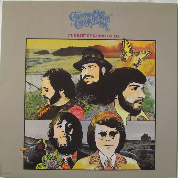 CANNED HEAT - CANNED HEAT - Cook Book (The Best Of Canned Heat)